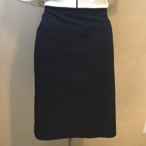 Michael Kors short high low skirt